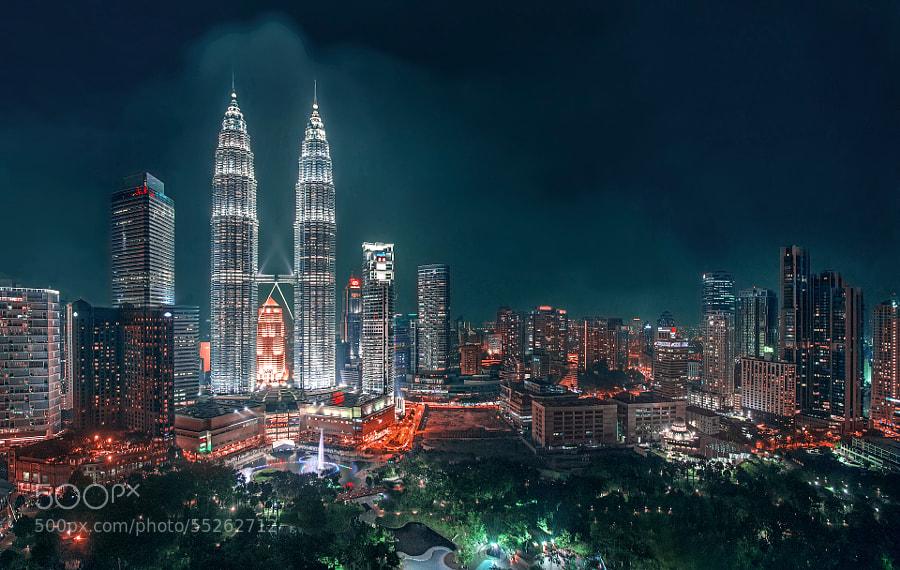 Photograph Kuala Lumpur by Silentino Natti on 500px