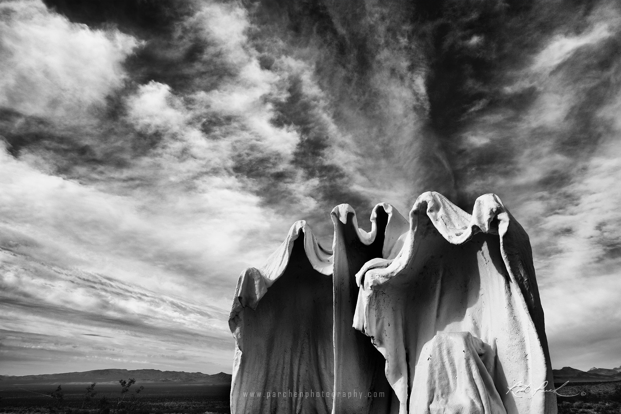 Photograph Ghostly Desert by Rick Parchen on 500px