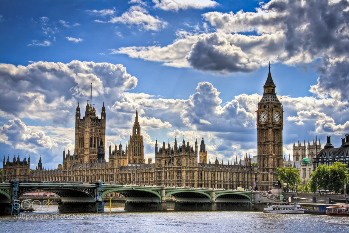 Photograph London Calling by Harald Wagener on 500px