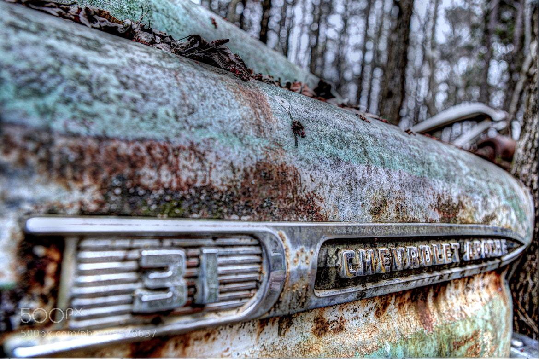 Photograph Chevrolet Apache by Dennis Tudor on 500px