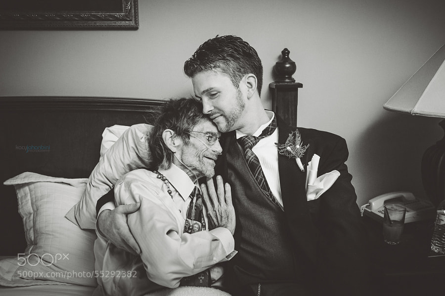 Photograph {father+groom} by kacy jahanbini on 500px