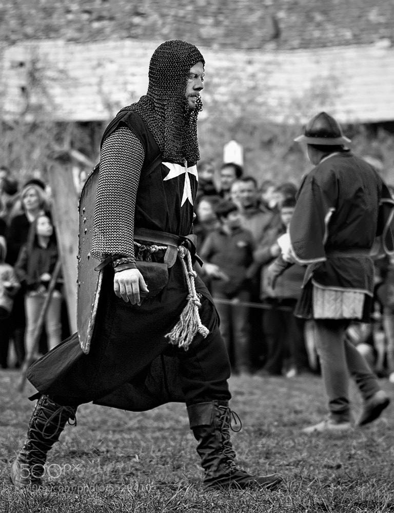 Photograph Warrior by Vlatko Skendrovic on 500px