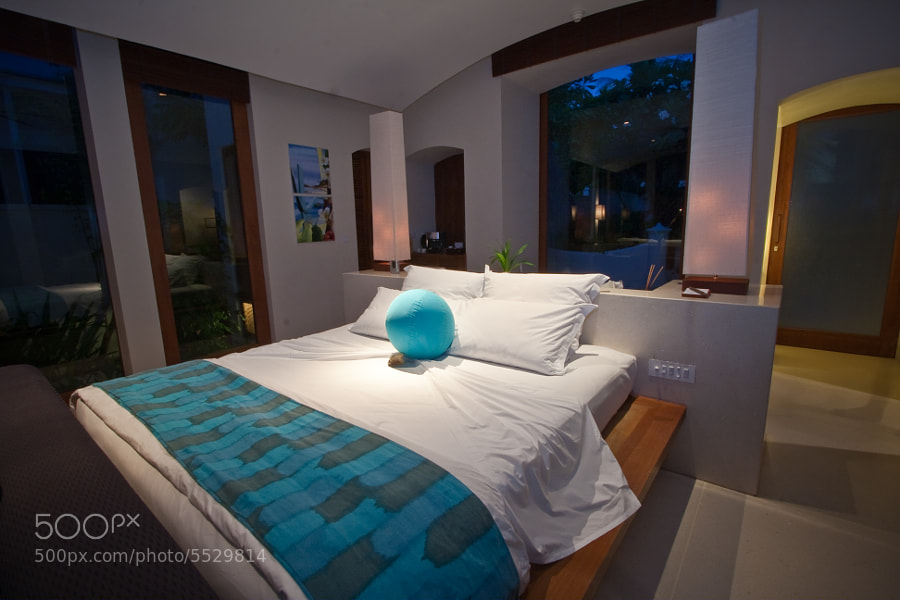 Without a doubt, one of the nicest rooms we have ever stayed in.  My wife and I were fortunate enough to stay in both the over water and the beach rooms on our honeymoon.  Hard to say which was better as they were both unreal.