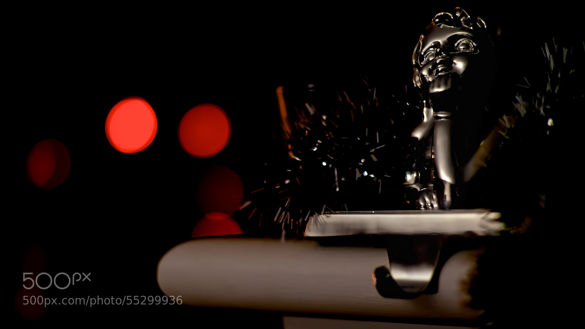 Photograph Angel on my mantel by Berkehaus  on 500px