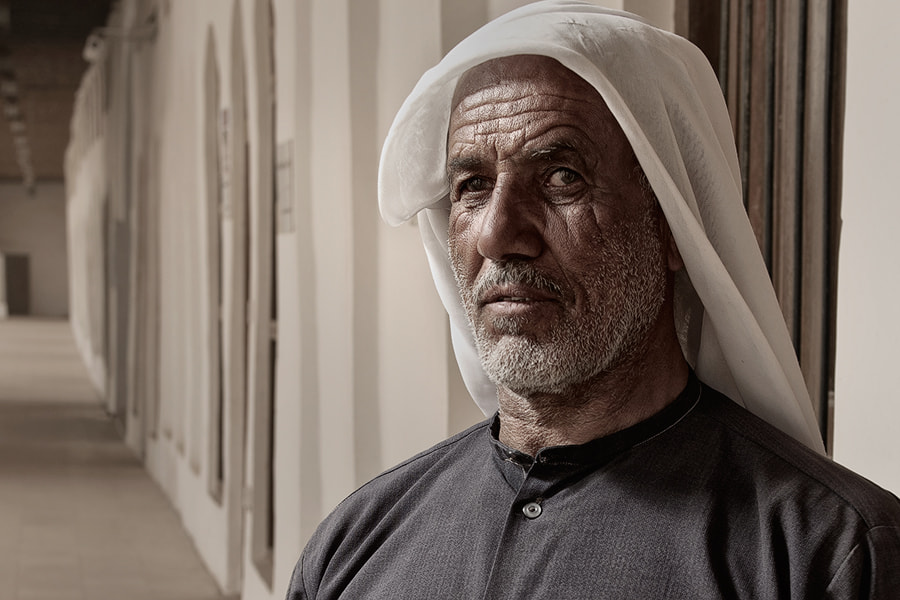 Photograph Somebody's Grandpa by Ahmed Al-Ibrahim on 500px