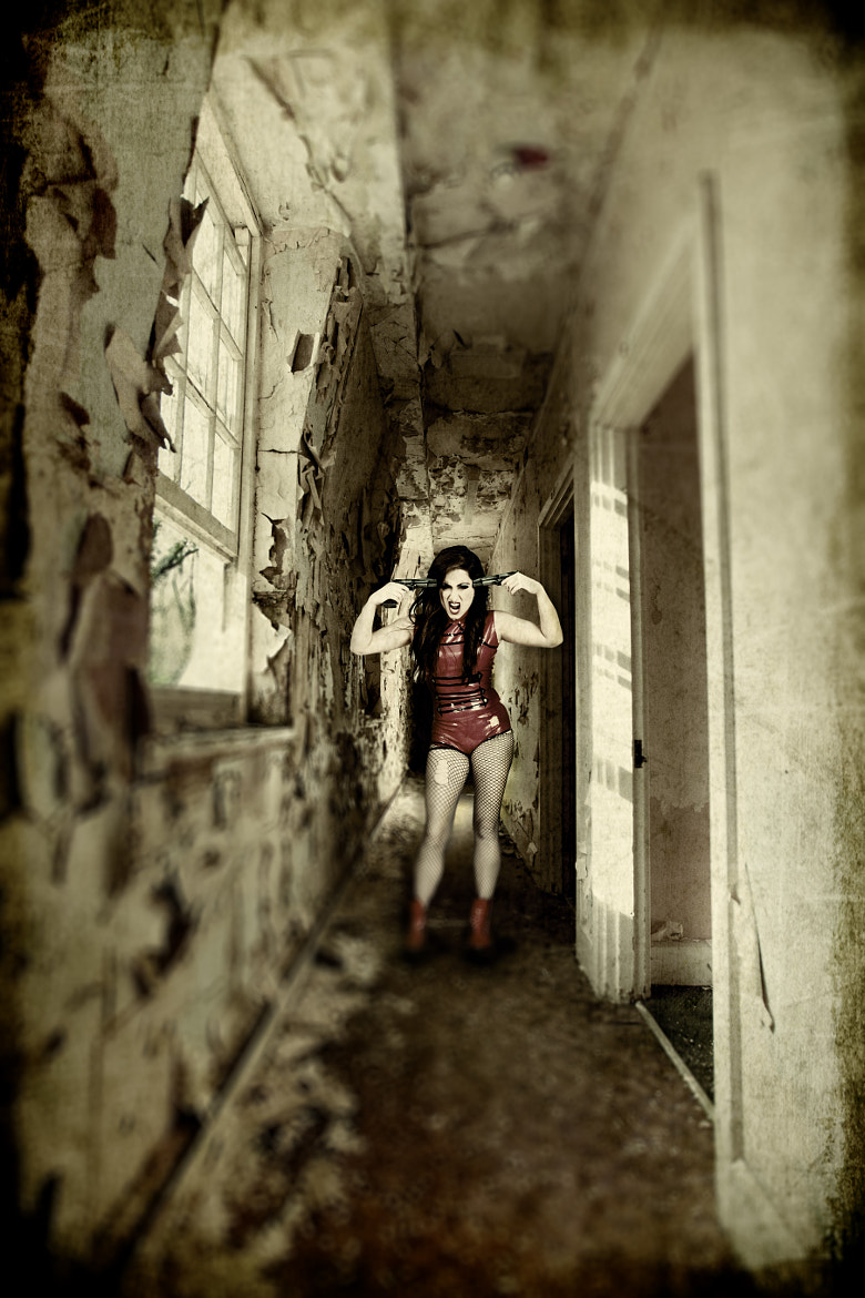 Photograph Mad Woman by Innershadows Photography on 500px