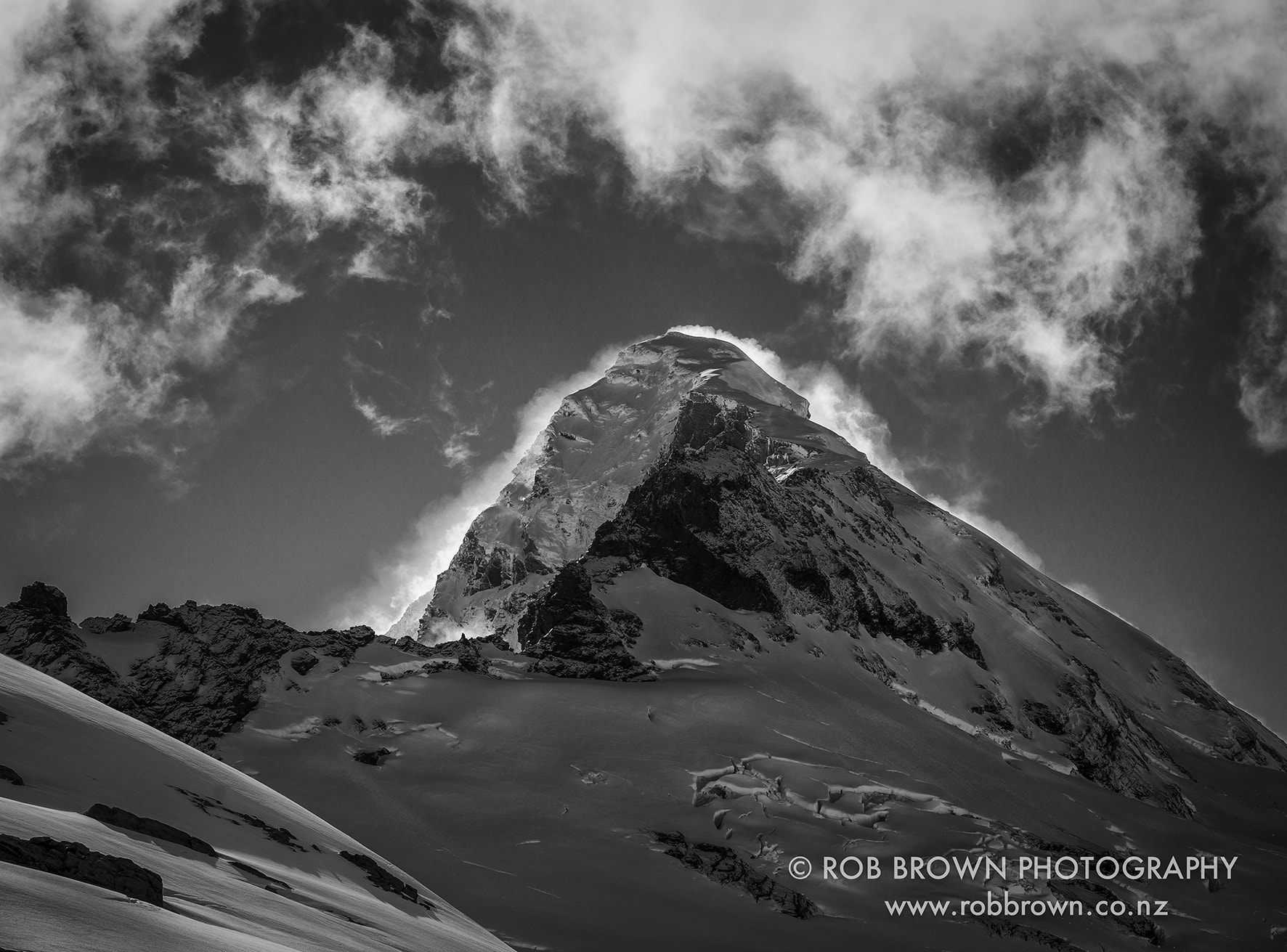 Photograph Mt Aspiring by Rob Brown on 500px