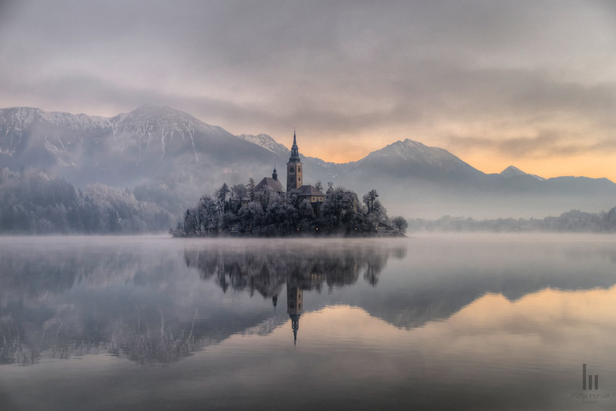 Photograph Morning Bled by Matija Horvat on 500px