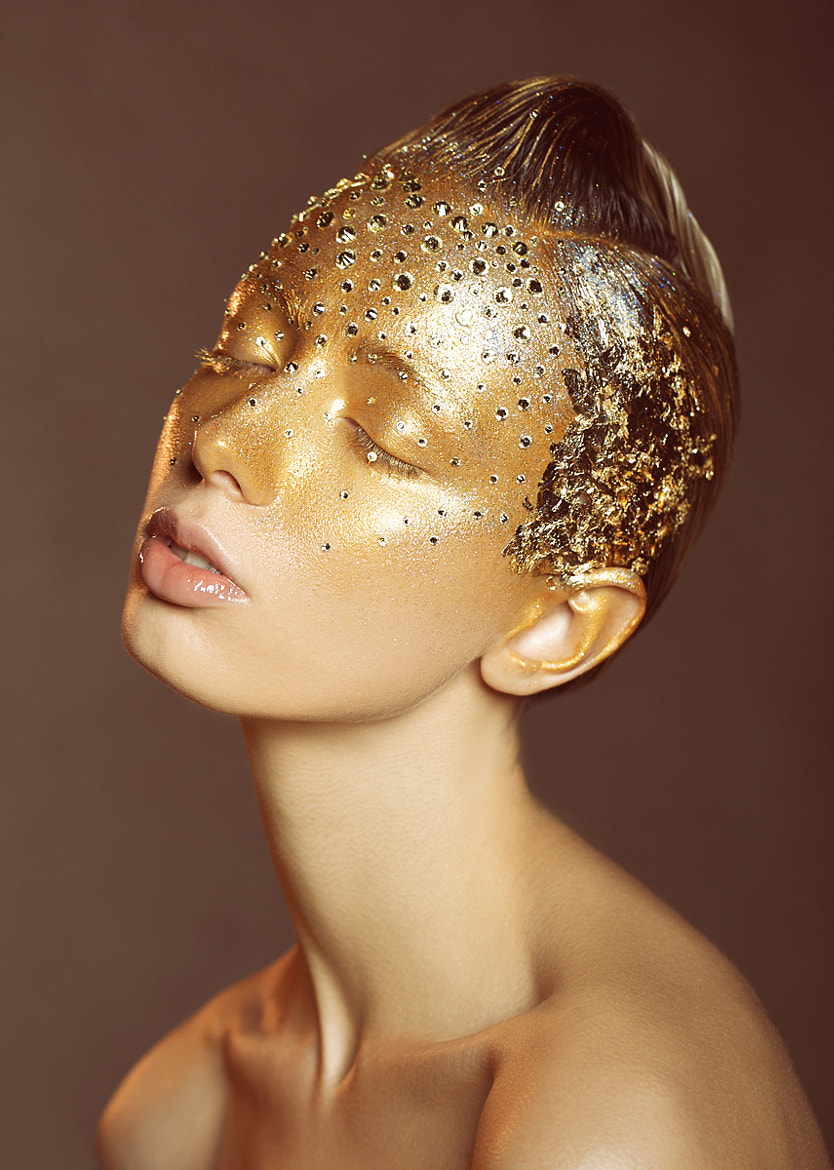 Photograph Gold by Daria Alexandrova on 500px