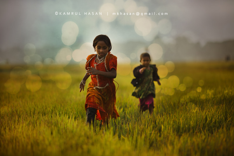 Photograph Children of Heaven by Kamrul Hasan on 500px