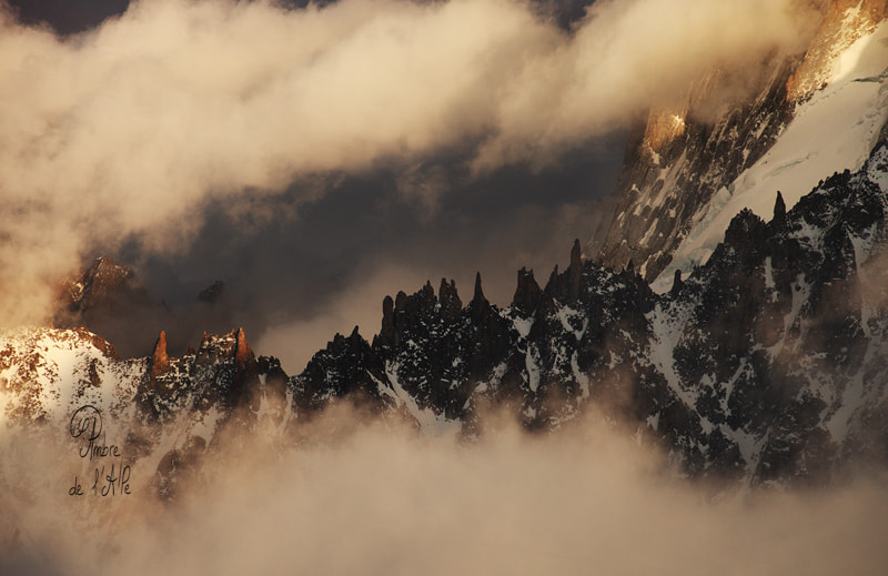 Photograph The jaw of the Giant by Ambre De l'AlPe on 500px