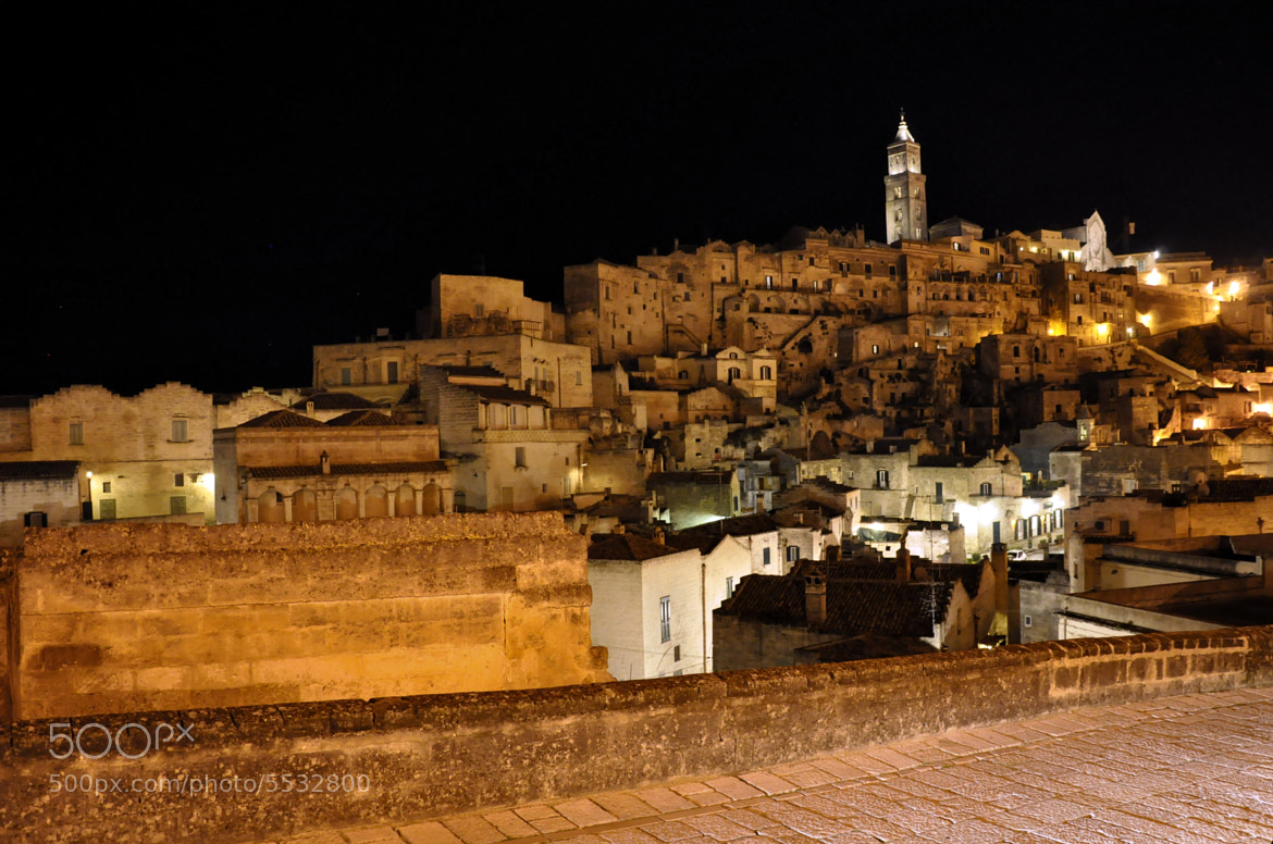 Photograph Sassi di Matera (I) by Hermes S on 500px