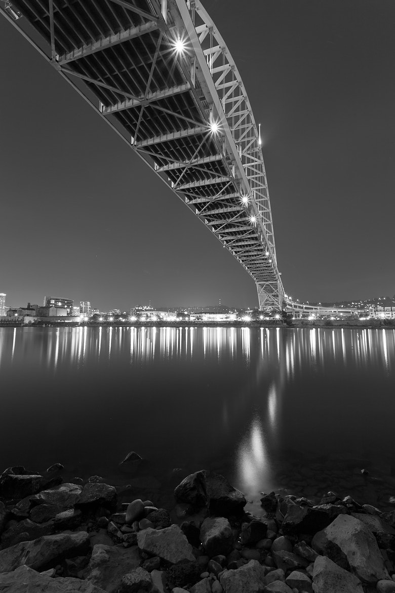 Photograph Night Crossing by Brian Pemberton on 500px