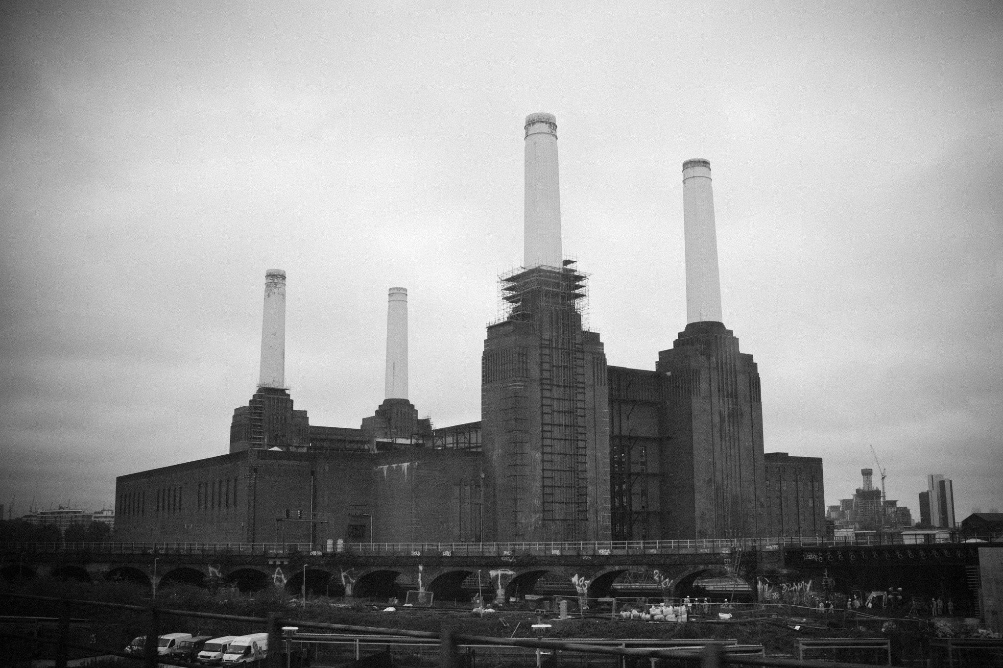Photograph The Battersea Way (III) by Patricia Herrero on 500px