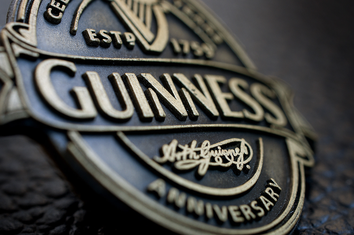 Photograph Guinness by F. Daniel on 500px