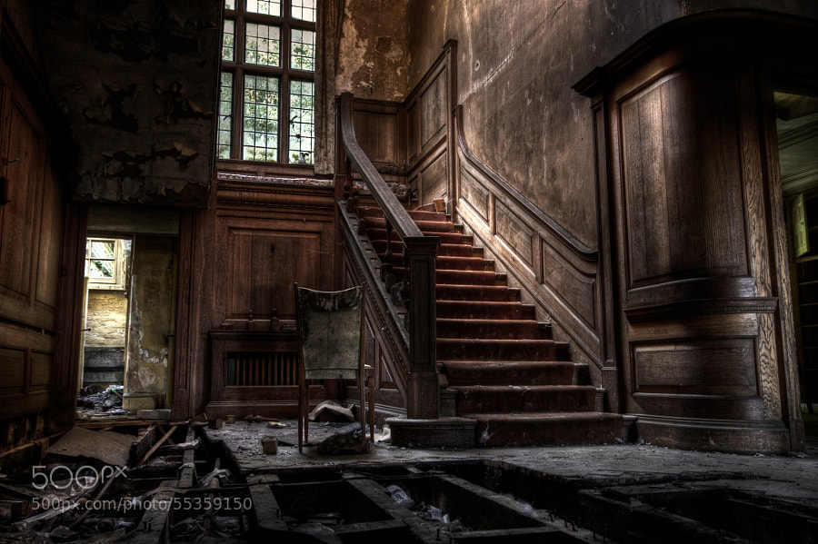 Photograph The Grand Staircase by Dan Parratt on 500px
