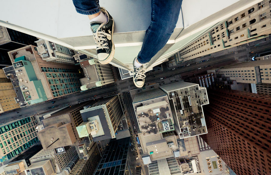 i'll make ya famous by Roof Topper on 500px.com
