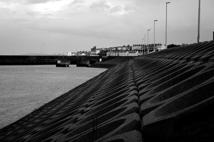 Photograph Bangor Sea Wall by Liam . on 500px
