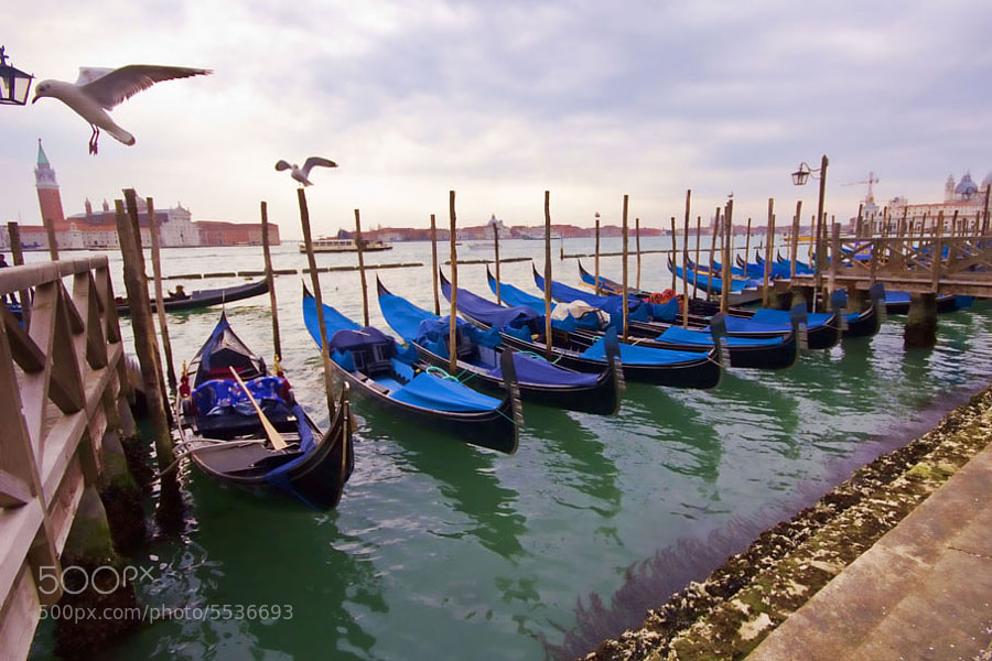 Photograph venice postcard by giorgio gherardi on 500px