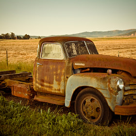 Sonoma Truck by Jack Booth (Jackpx)) on 500px.com