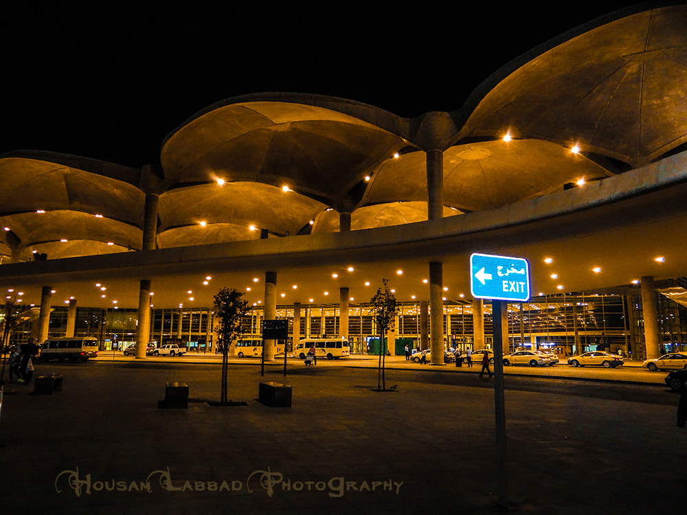 Photograph Amman Airport Building by Housam A Labbad on 500px