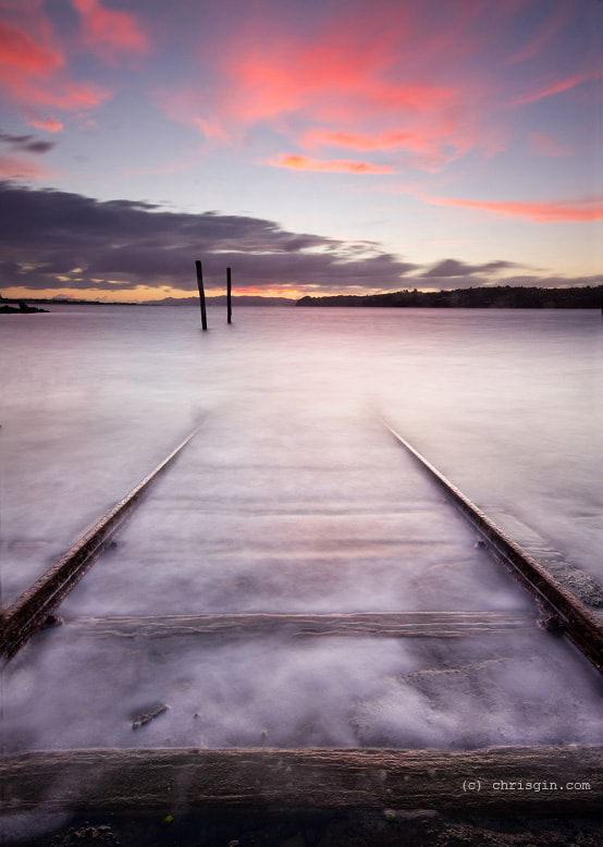 Photograph Tracks to Nowhere by Chris Gin on 500px