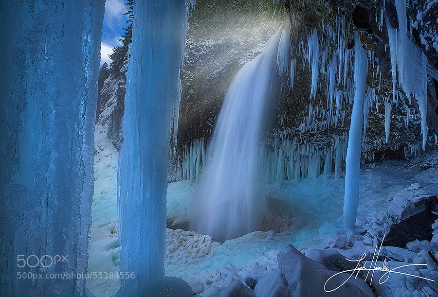 Photograph Winter's Kiss by Lijah Hanley on 500px
