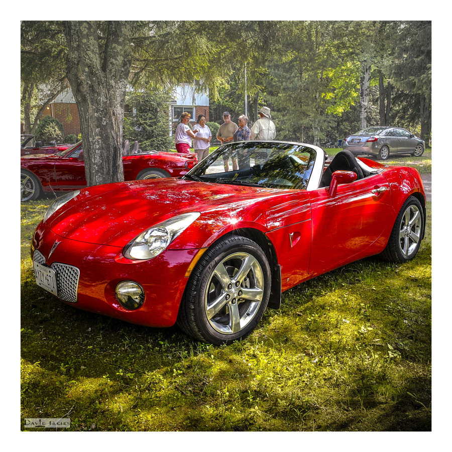 2008 Solstice - Red Car Club Registry - revisited