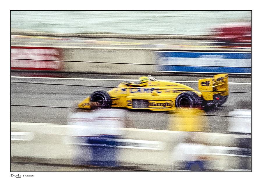 1987 Lotus 99T Detroit GP