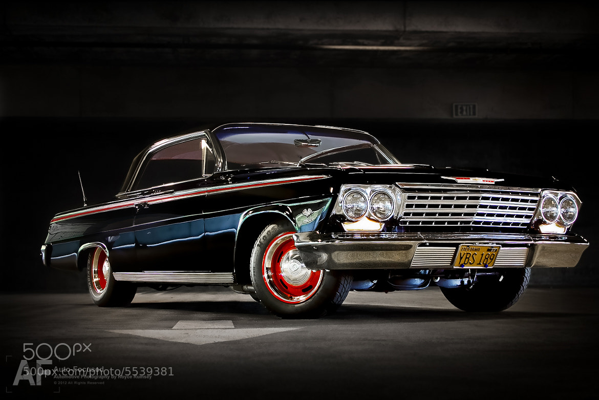 "Photograph ""...my 4-speed, dual-quad, positraction..."" by Royce Rumsey on 500px"