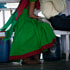sari on the ferry