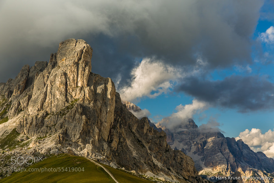 This photo was shot during the Dolomites East September 2013 photo workshop.  There is a new workshop in the Dolomites East in September 2014.