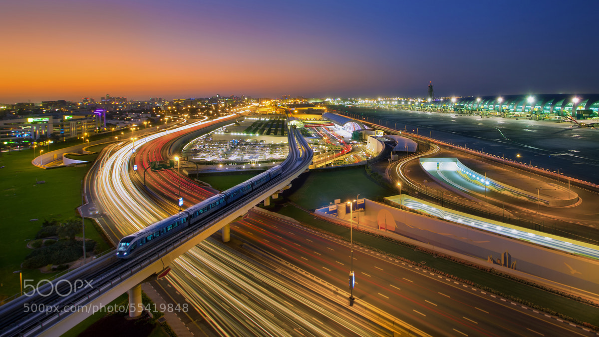 Photograph Crossing Paths by WK Cheoh on 500px
