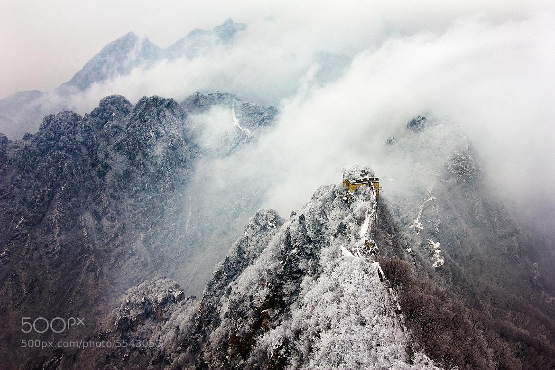 Photograph china jiankou  by 朱 配贤 on 500px