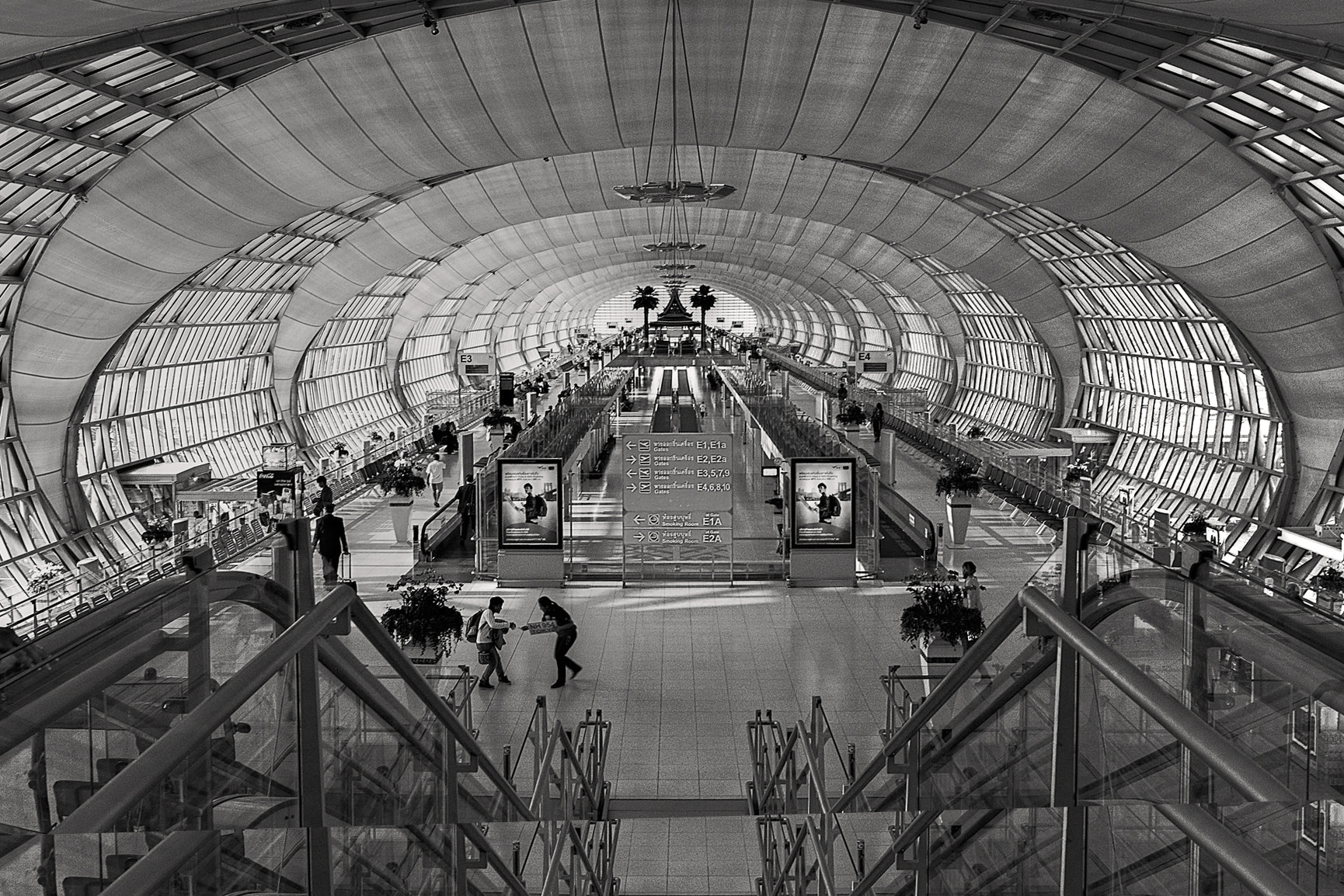 Photograph airport by Heine Melgaard on 500px