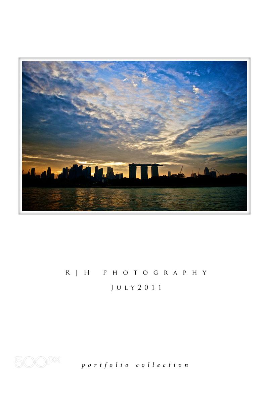 Photograph Marina Bay Sands Skyline by Raihan Husain on 500px