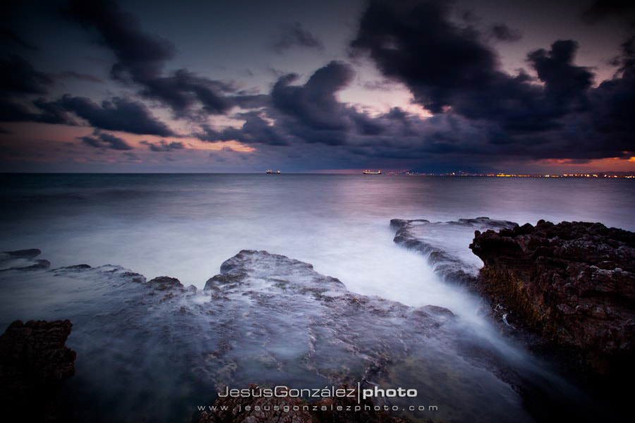 Photograph Evening in Málaga by JesúsGonzález|photo  on 500px