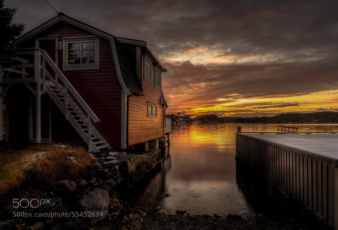 Photograph House by the pier by Rune Askeland on 500px