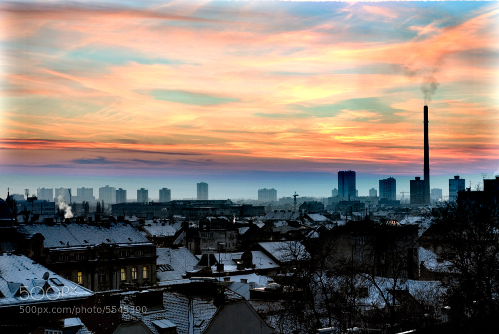 Photograph Zagreb - Zagabria by Andrea Pace on 500px