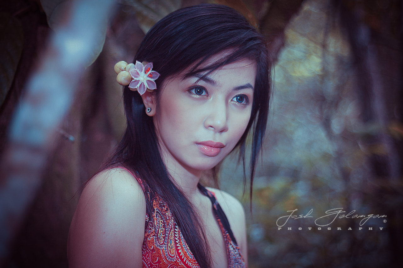 Photograph Lovely Shaa by Josh Galamgam on 500px