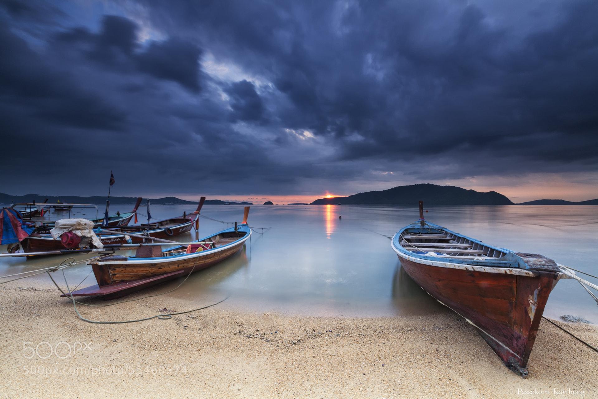 Photograph Morning rain clouds. by Wazabi Bomb Bomb on 500px
