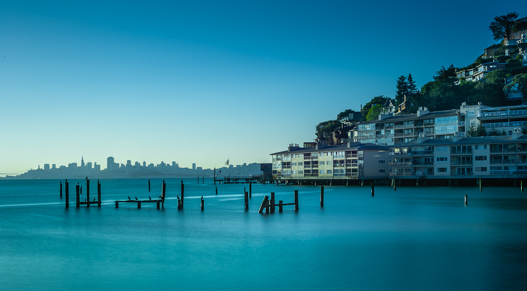 Photograph Sausalito Dawn by Parthiban Mohanraj on 500px