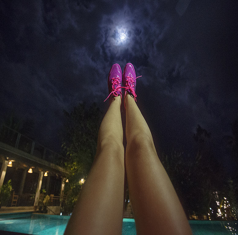 Full Moon Workout