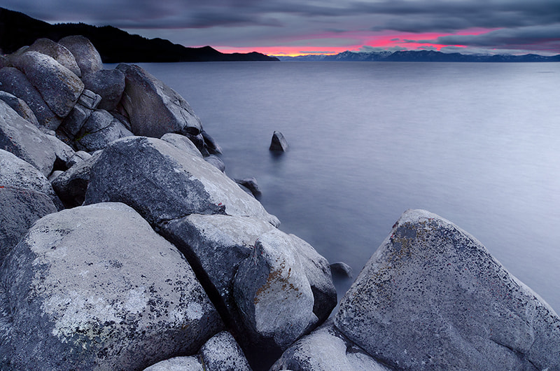 Photograph The silver light, tahoe sunset by Ani Pandit on 500px