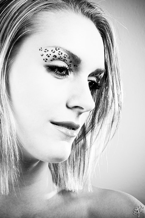 Photograph Animal print - Make-up by Jan Igaard on 500px