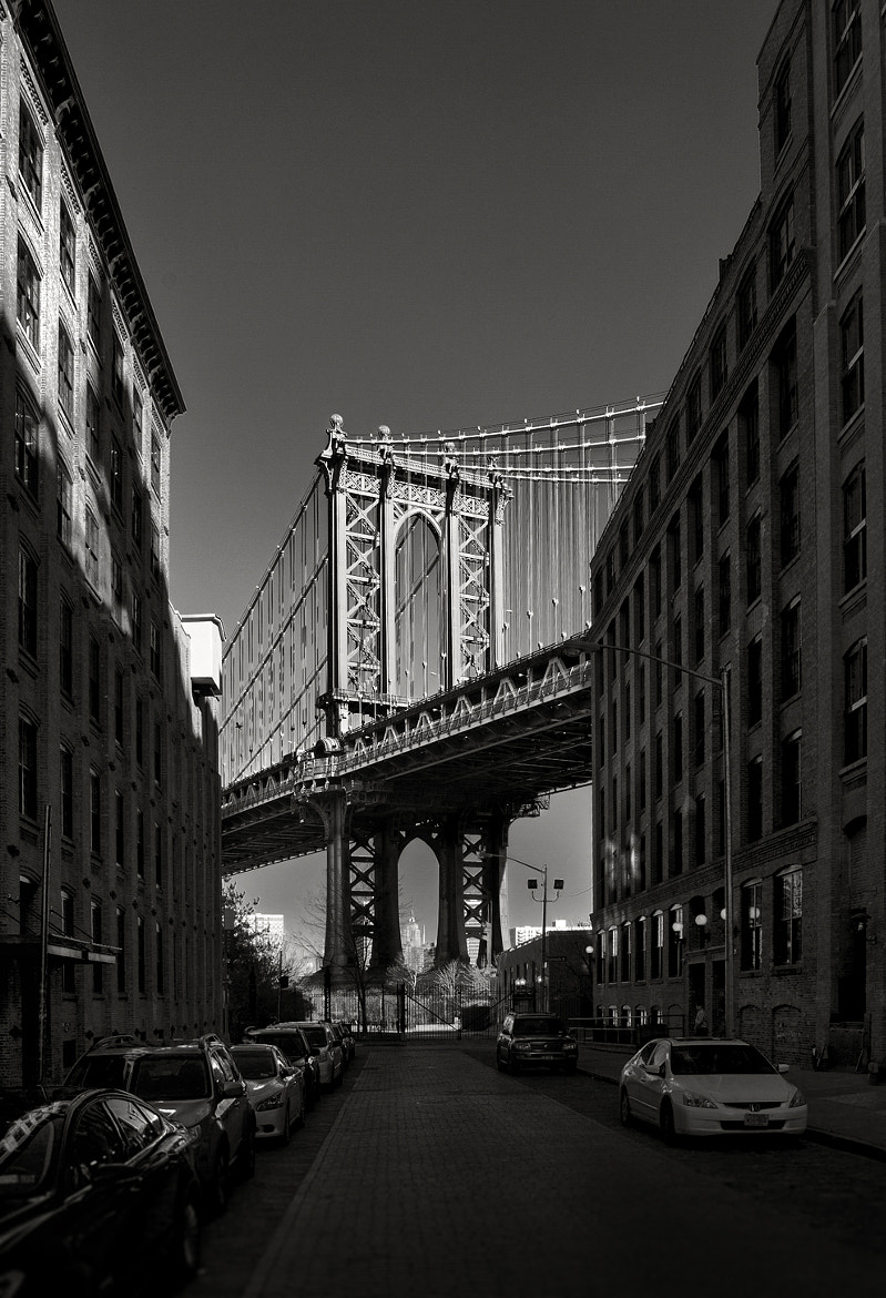Photograph Manhattan bridge by Valentijn Tempels on 500px