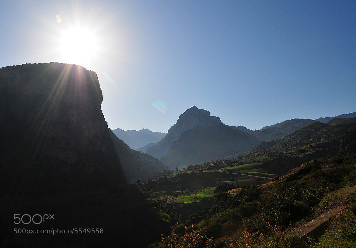 Photograph Akechour by Imad Ammor on 500px