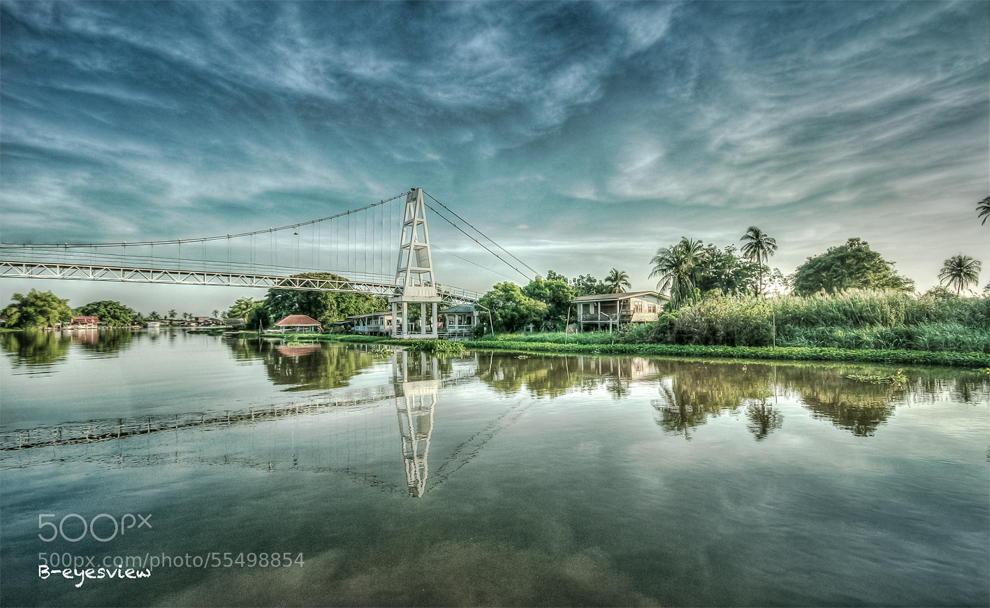 Photograph River of life by b-eyesview  on 500px