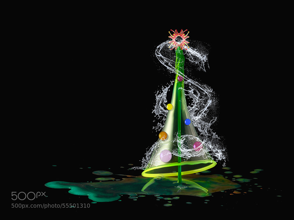 Photograph XMas tree by Markus Reugels on 500px