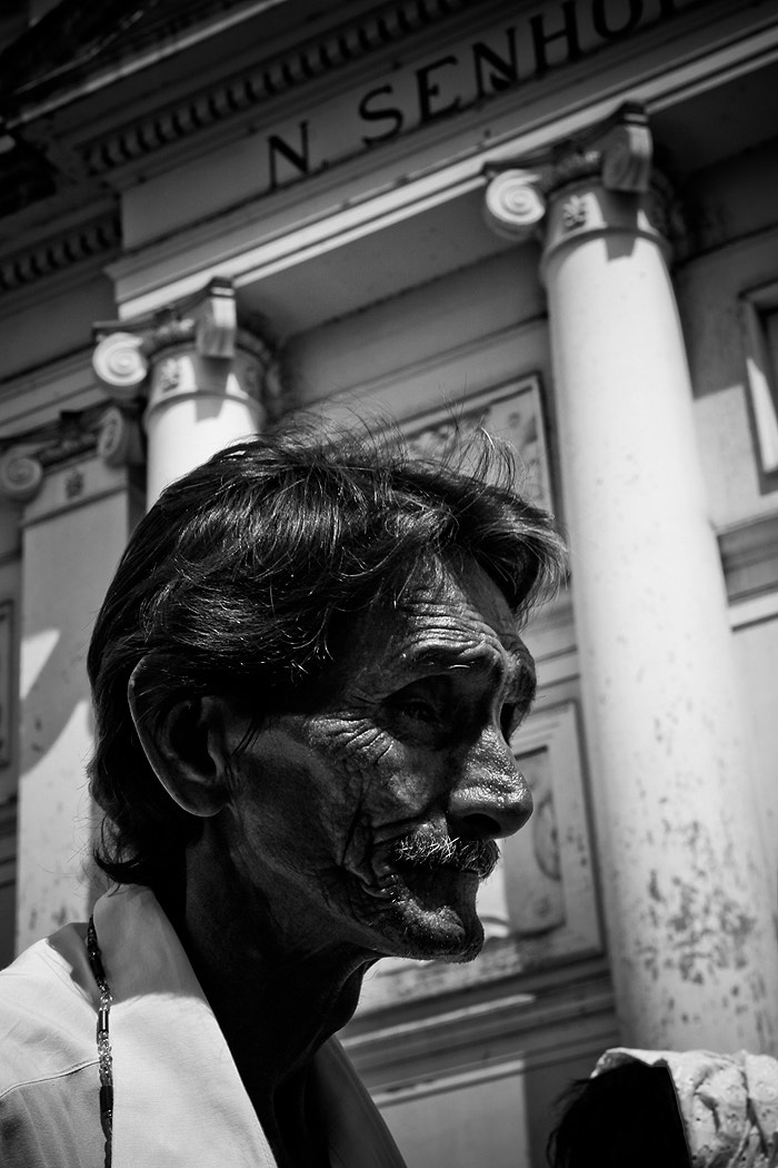 Photograph Old man by Roniel  Felipe on 500px